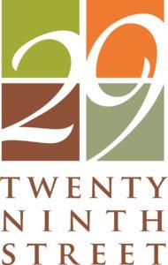 Twenty Ninth Street Logo