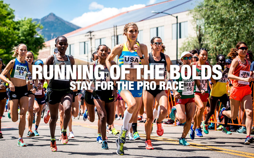 BolderBOULDER announces Pro Field for 2017 International Team Challenge