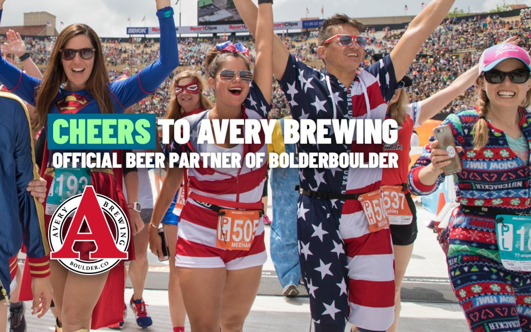 Avery Brewing Company Partners with BOLDERBoulder as Official Beer Sponsor