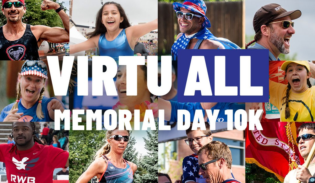 BOLDERBoulder announces its VirtuALL Memorial Day 10K