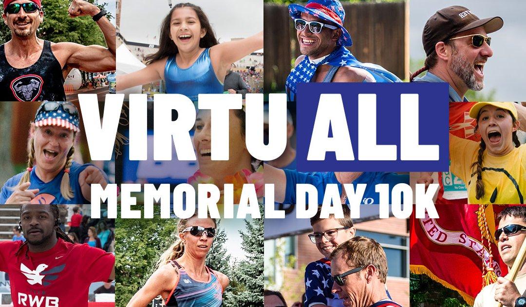 BOLDERBoulder announces its VirtuALL Memorial Day 10K