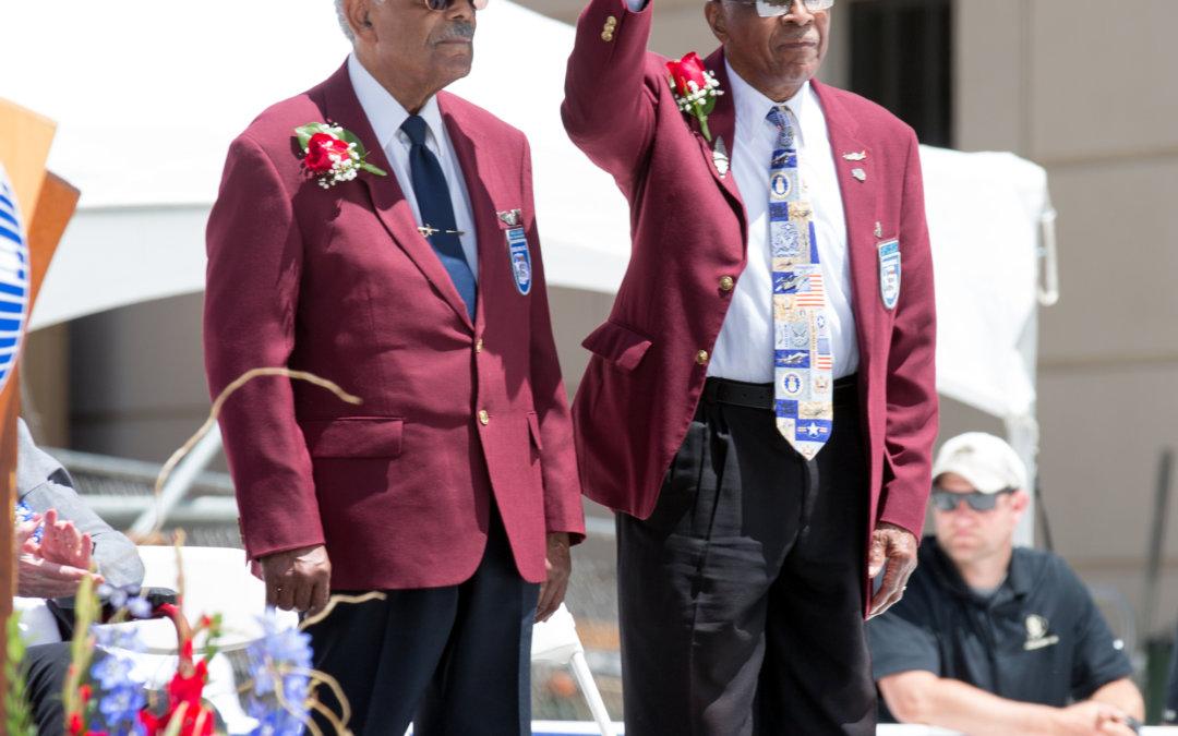 Former Tuskegee Airman Frank Macon dies at 97